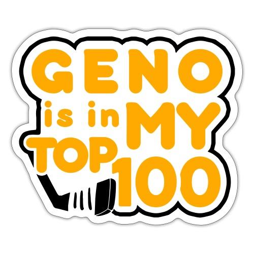 top100 - Sticker
