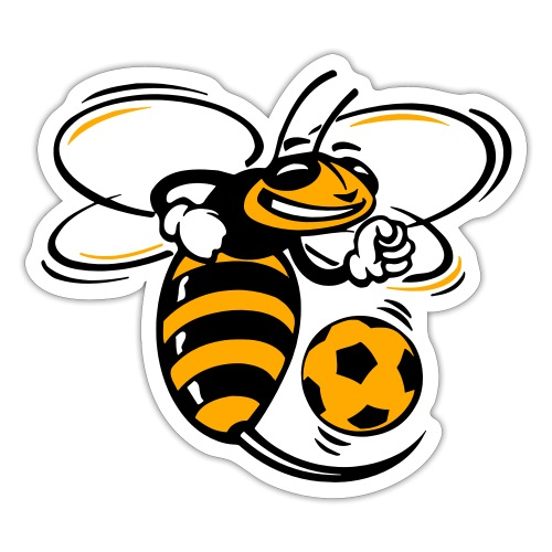 Pittsburgh Stingers - Sticker