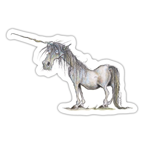 Last Unicorn - Sticker