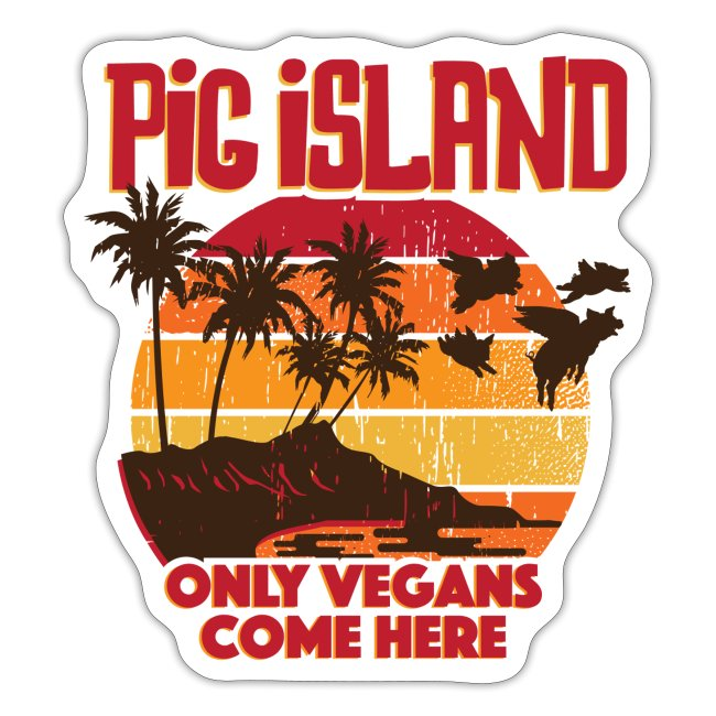 Welcome to Pig Island