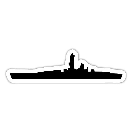 Battleship - Sticker