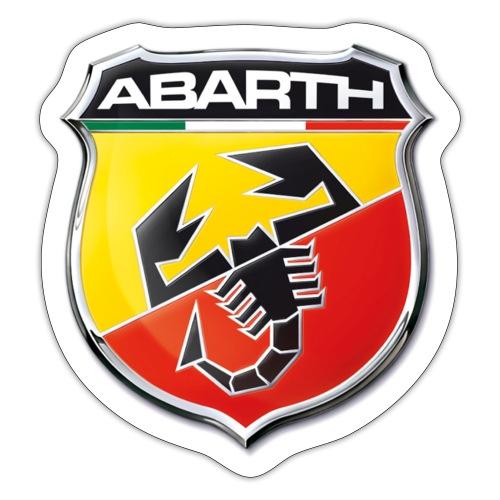 Abarth logo - Sticker