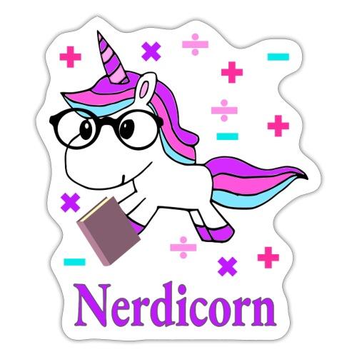 Nerdicorn! - Sticker