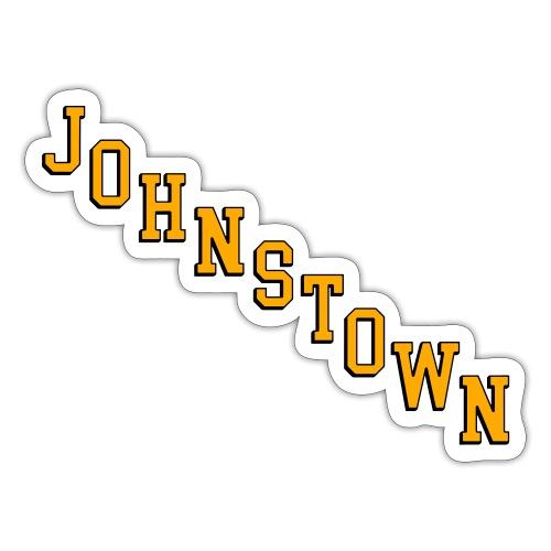 Johnstown Diagonal - Sticker