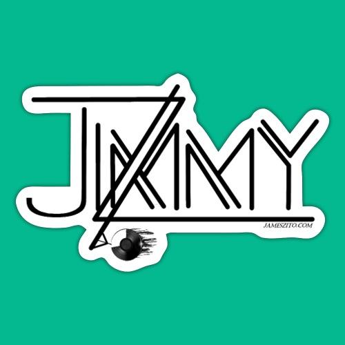 Actor James J Zito III Swag Shop - Sticker