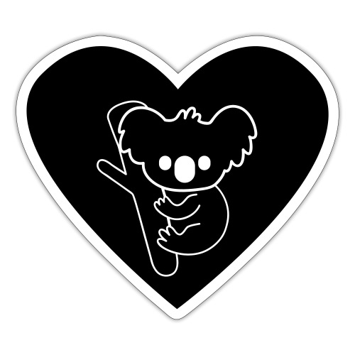Koala Love - Sticker