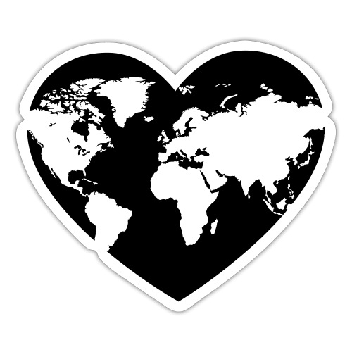 Earth Love - Sticker