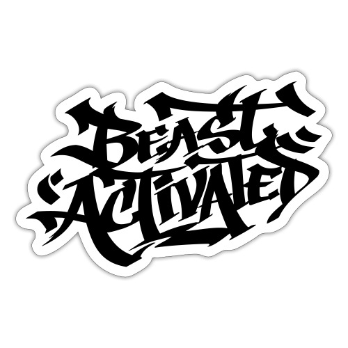 Beast Activated (1-Color) - Sticker