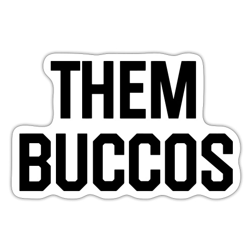 them buccos - Sticker