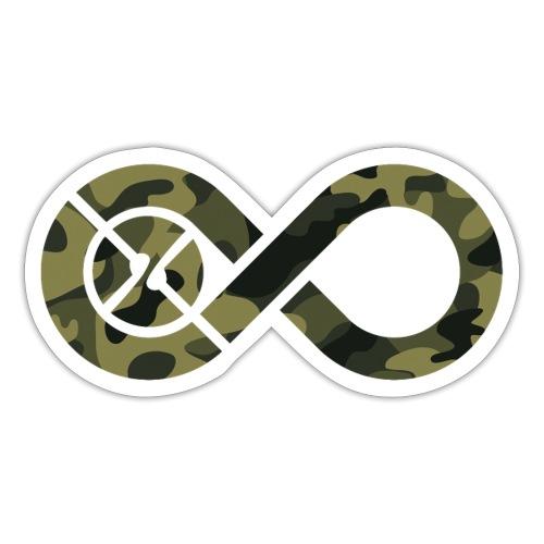 Infinity Camo - Sticker
