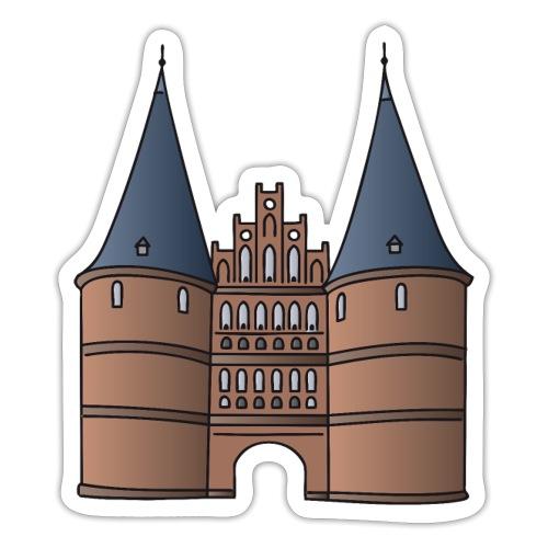 Citygate, Holstentor Lübeck - Sticker