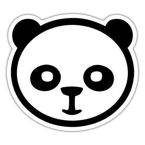 Panda bear, Big panda, Giant panda, Bamboo bear - Sticker