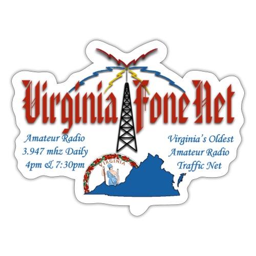 VFN 3947 Logo - Sticker