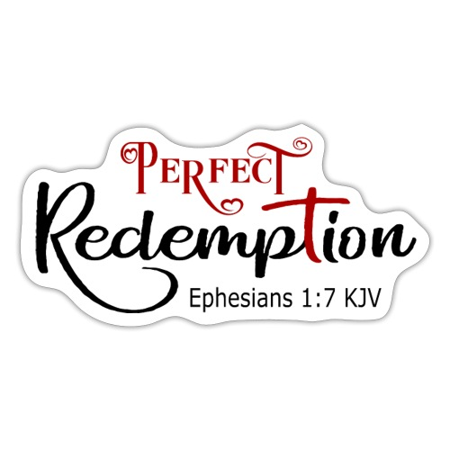 Perfect Redemption - Sticker