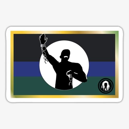 Palenque Flag - Sticker