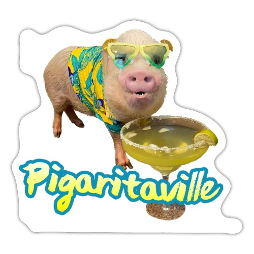 Pigarita - Sticker
