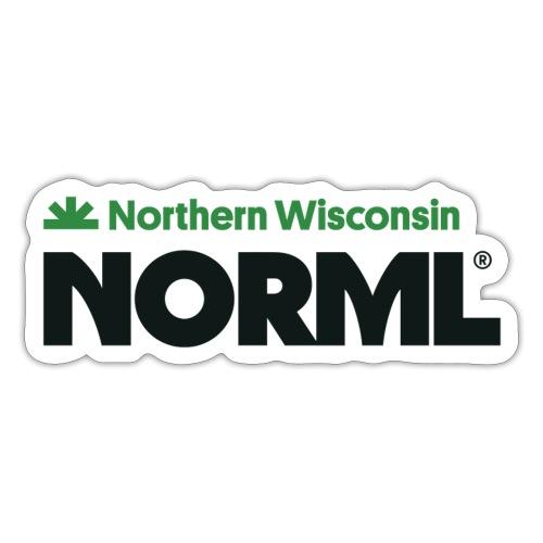 Northern Wisconsin NORML - Sticker