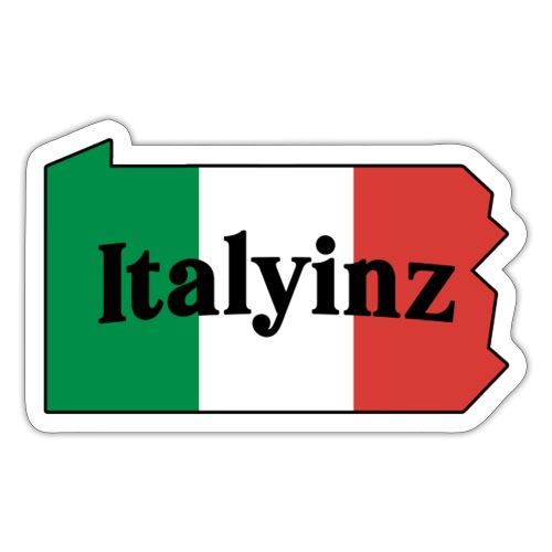 Italyinz - Sticker