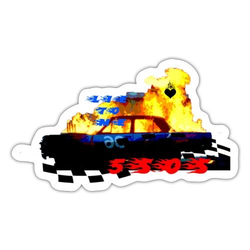 5SOS LIE TO ME - Sticker