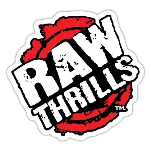 Raw Thrills - Sticker