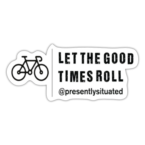 good times bike - Sticker