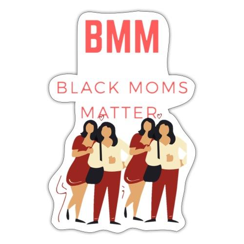 BMM wht bg - Sticker