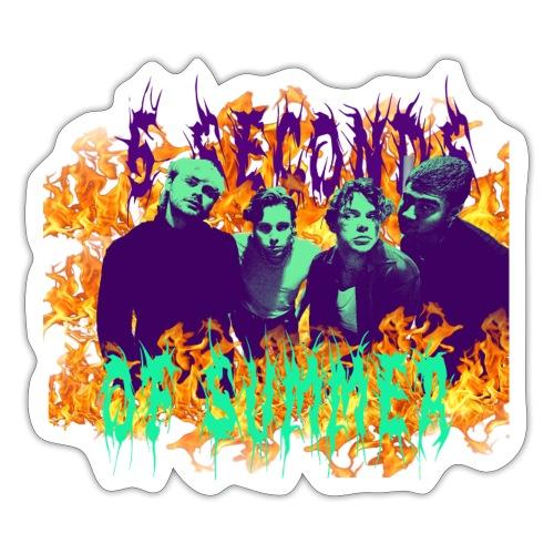 HEAVY METAL 5SOS - Sticker