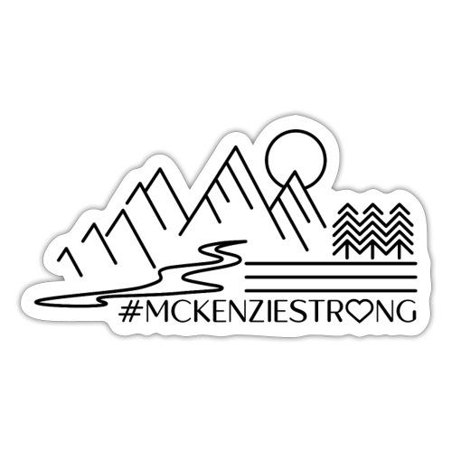 McKenzie Strong - Sticker