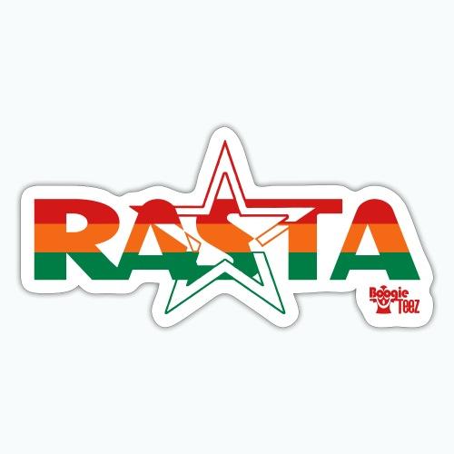 RASTA - Sticker
