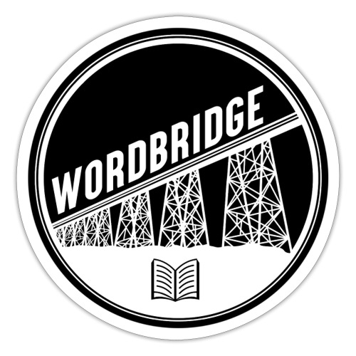 WordBridge Conference Logo - Sticker