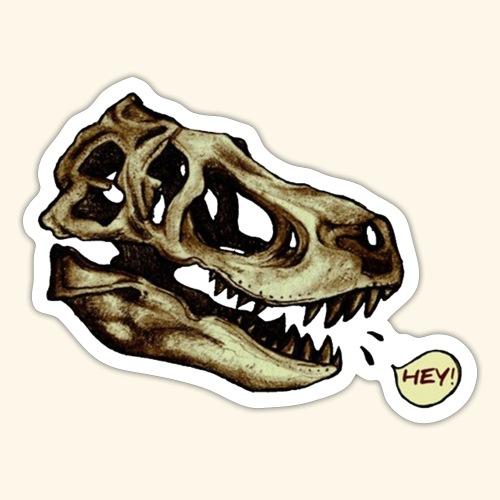 Dino Skull - Sticker