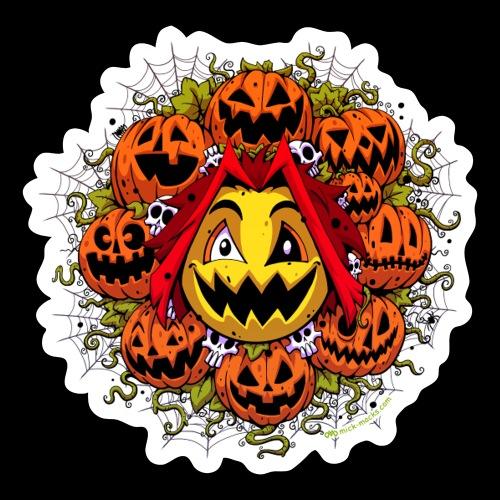Halloween 2020 Checkers World Sticker - Sticker
