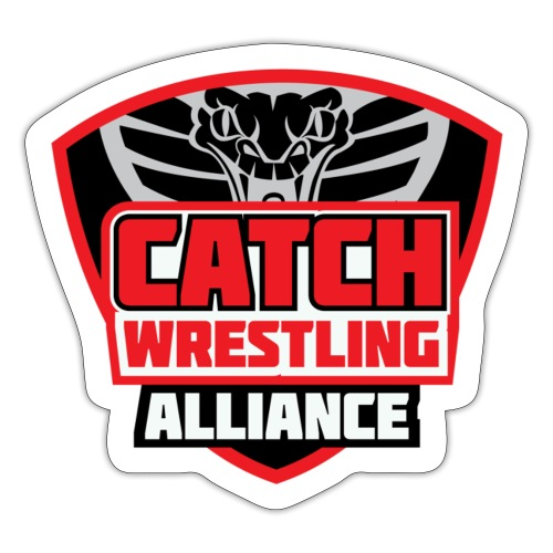 Catch Wrestling Alliance OG Logo - Sticker