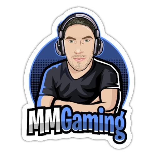 MMGaming Logo - Sticker