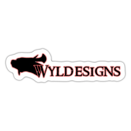Wyldesigns Logo - Sticker
