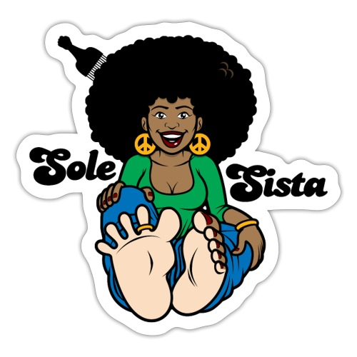 Sole Sista - Sticker