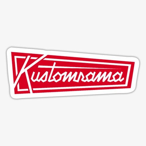 Knights of Kustomrama - Sticker