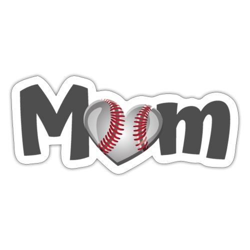 Baseball Mom - Sticker