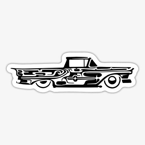 Dream Truck - Sticker