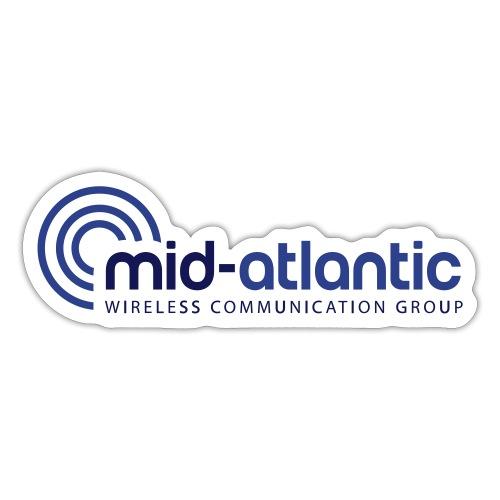 Mid Atlantic Wireless logo - Sticker