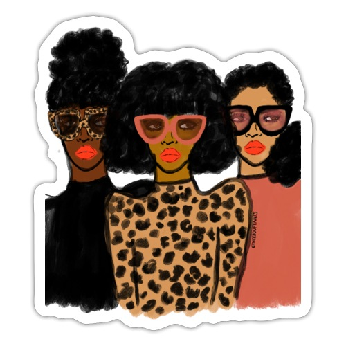 Shade Squad - Sticker