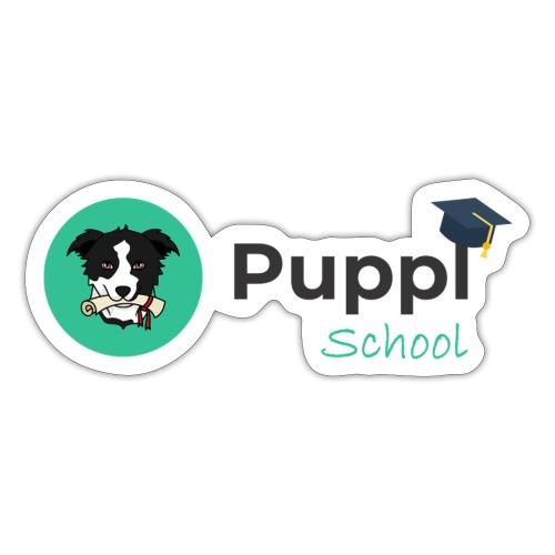 Puppl School - Full - Version 1 - Sticker