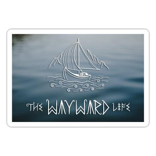 The Wayward Life Sticker Second Edition - Sticker