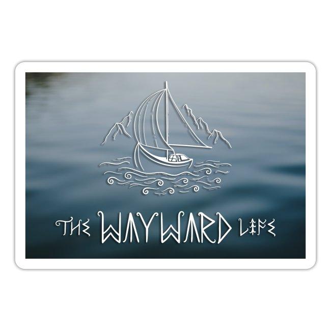 The Wayward Life Sticker Second Edition