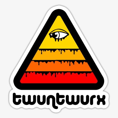 twuntwurx - Sticker