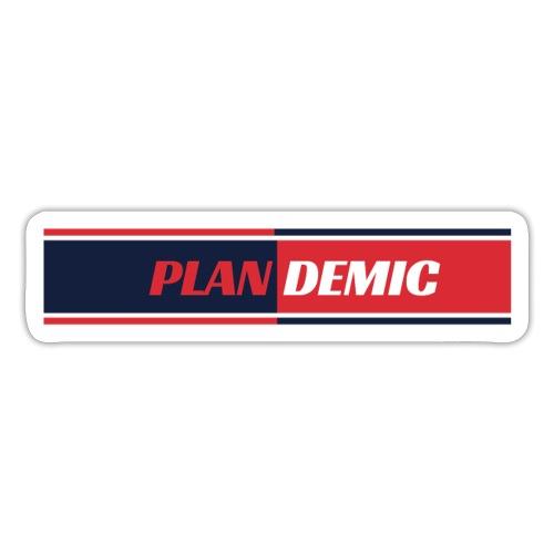 PLANdemic - Sticker