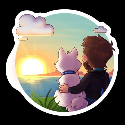 xBishop - Sticker