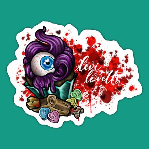 Levi Lovett - Sticker