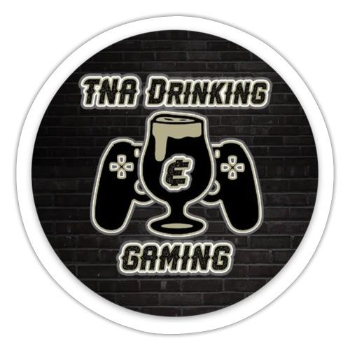 TNA Drinking & Gaming Sticker - Sticker