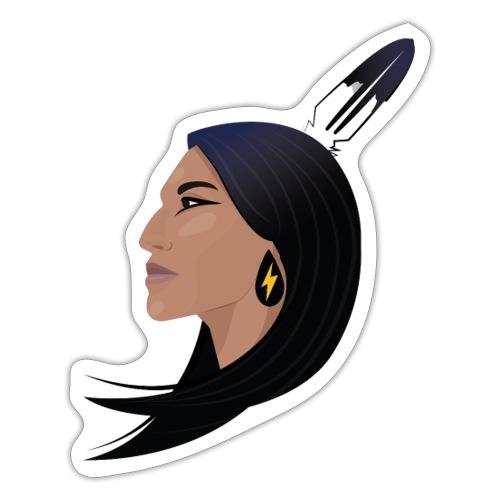 kahenteh - Sticker